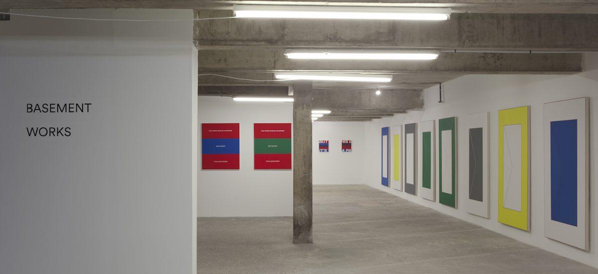 [EN DIRECT] Basement work, Guillaume de Nadaï et Laura Zalewski, Galerie R-2 Paris
