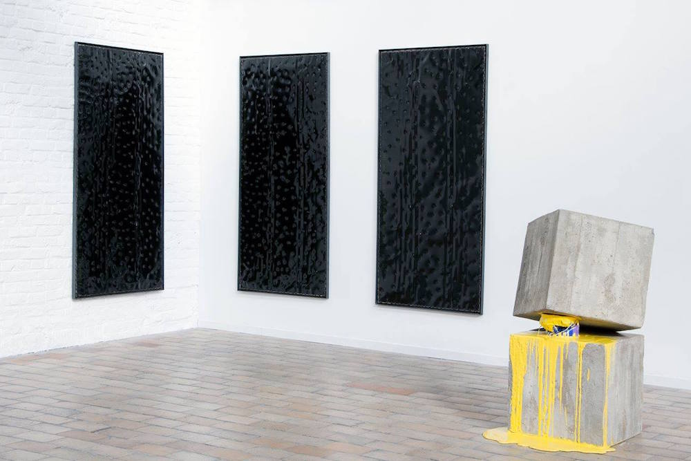 Kevin Rouillard, Benjamin Sabatier Exposition Construire / Déconstruire Espace Delta Roubaix
