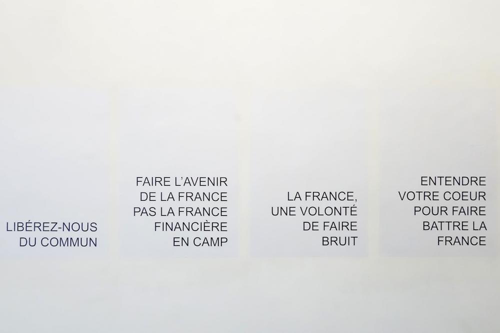 «Réel revendiqué, réel révélé», exposition collective au BAR Bureau d'Art et de Recherche | Qsp Galerie Roubaix