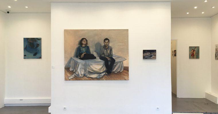 [EN DIRECT] Les félicités des Beaux Arts de Paris, Seuls ensemble à la H Gallery Paris