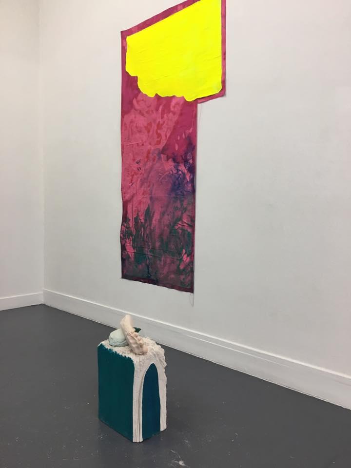 Exposition VLAN ! Charlotte Denamur et Sabine Leclercq Du 08 juillet au 05 août 2017 Galerie Houg Paris