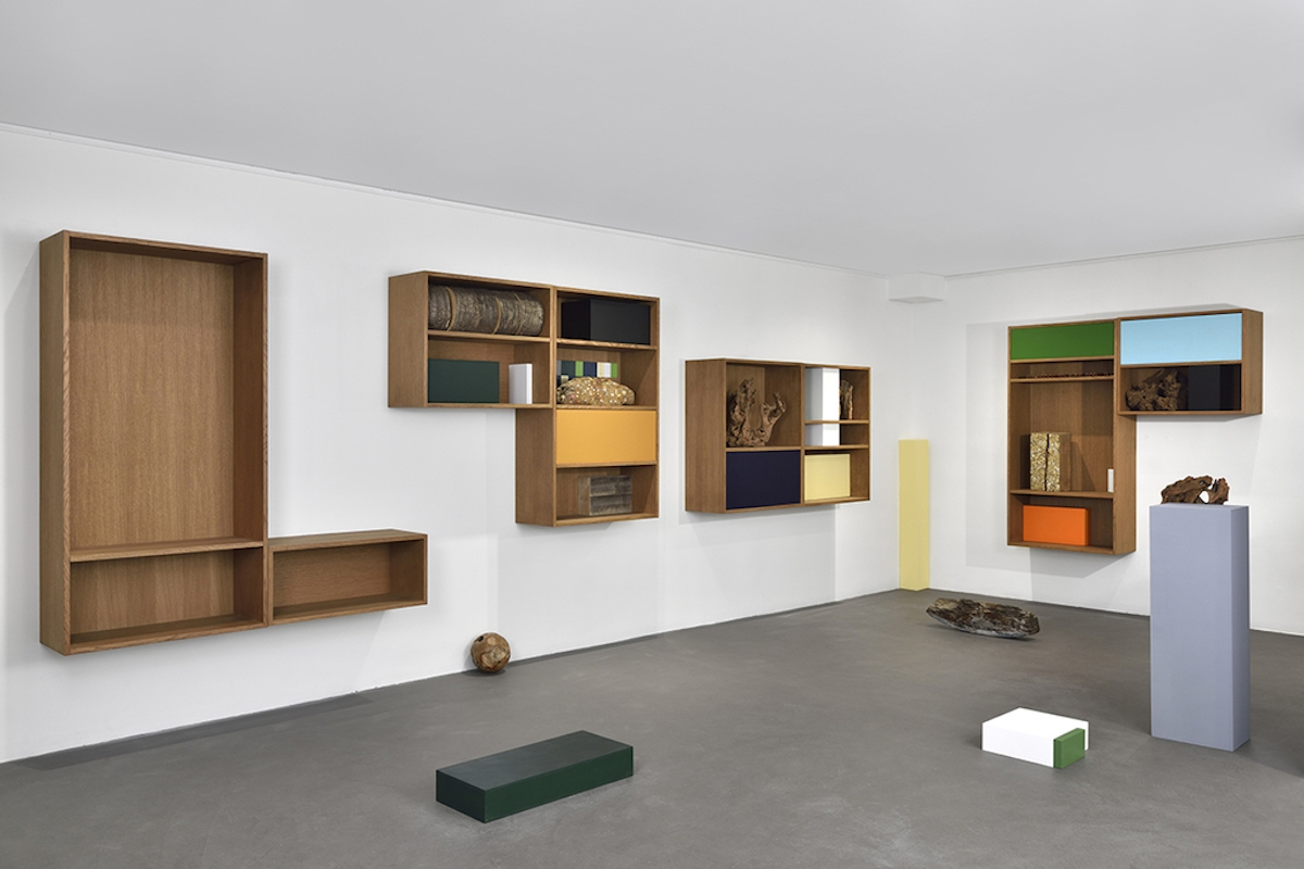 [EN DIRECT] Revenir là où tout est résolu, Isabelle Ferreira, exposition personnelle Galerie Maubert Paris