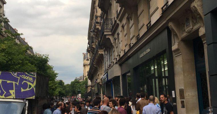 [EN DIRECT] SESSIONS, GALERIE PARIS-BEIJING PARIS