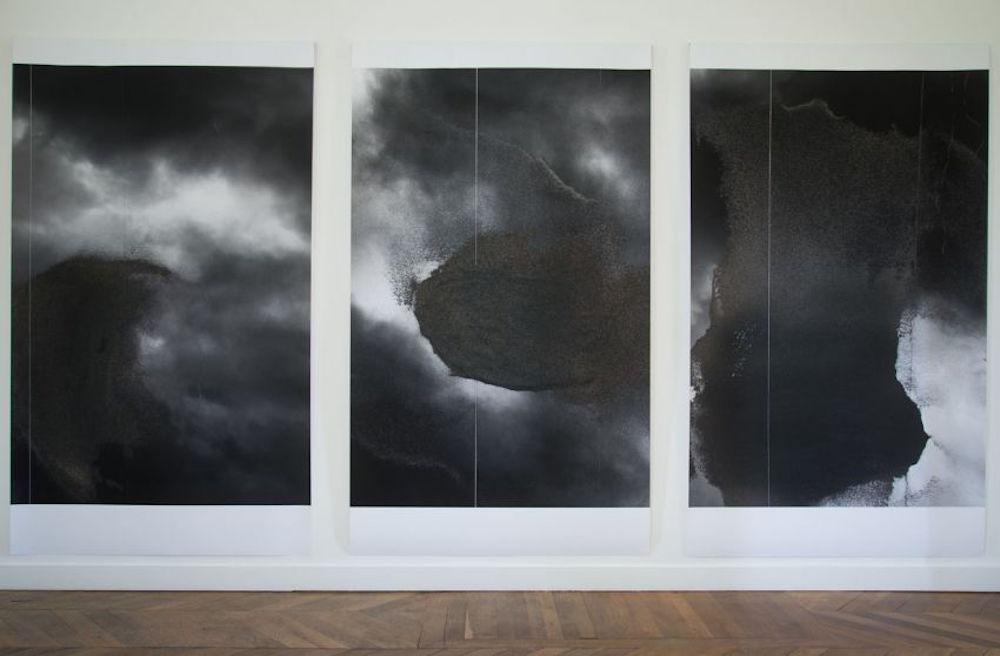 Jocelyne Alloucherie, La Chambre des Ombres, 2017. Photo Domaine de Kerguéhennec
