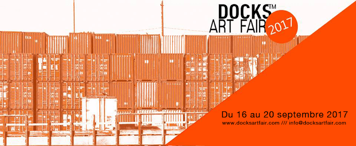 Docks Art Fair™ 2017 [PARTENARIAT]