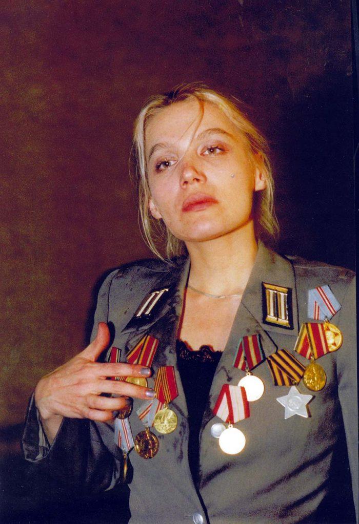 Elena Kovylina Walz, 2001 Vidéo HD, Couleur, Stéréo