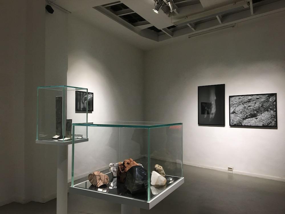 Vincent Voillat, exposition personnelle Ravin du peu, Galerie Dix9 Lacharmoise Paris