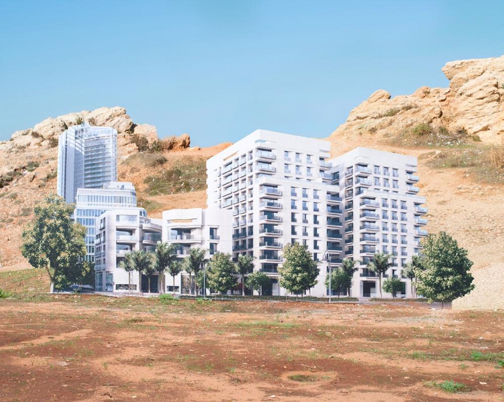 ANAIS BOILEAU - Raouche, Beyrouth - 2016