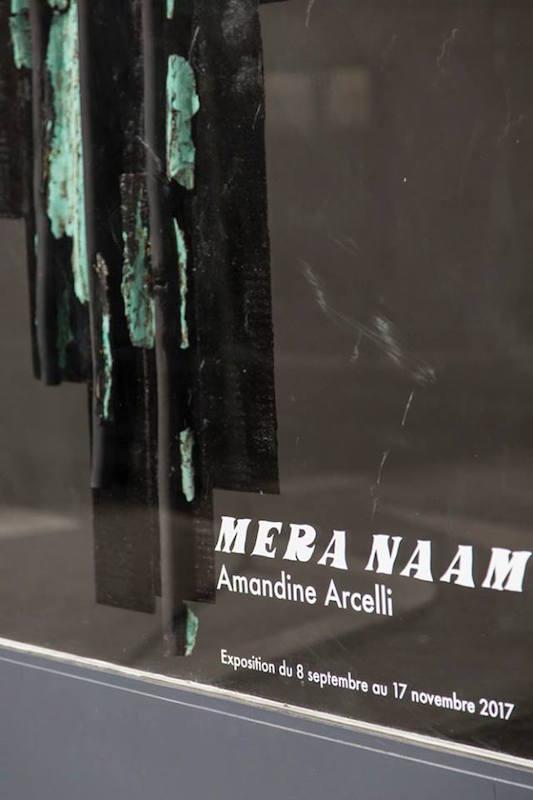 Vue de l'exposition personnelle Mera Naam Joker - Galerie Tator Lyon © David Desaleux