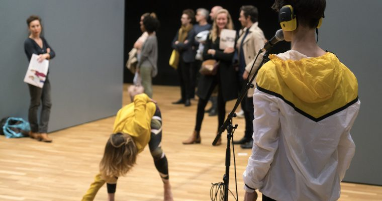 Reusable Parts / Endless Love par Gerard & Kelly au Centre National de la Danse [FOCUS]