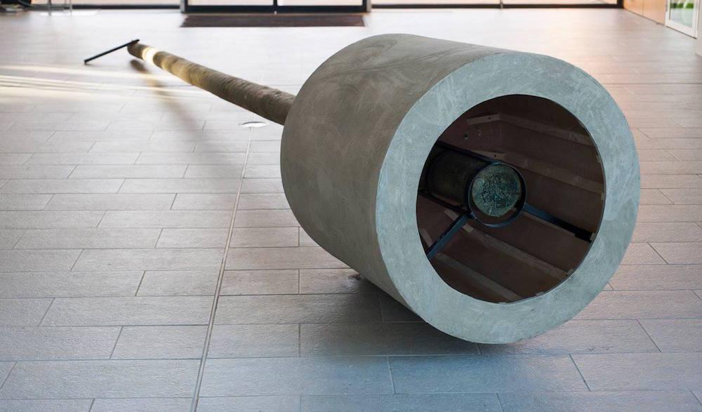 Anaïs Hayes, vue d'exposition Et le plancton, Le Volume, Vern-sur-Seiche. © Laurent Grivet