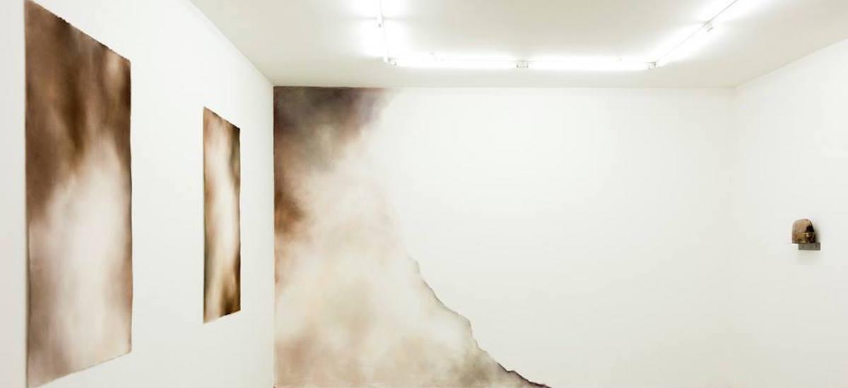 Amy Hilton, Pensées Sédimentaires, Galerie Fatiha Selam Paris