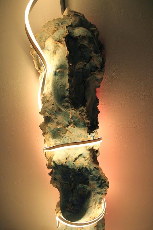 Jean-Baptiste Janisset, Parabole du semeur, Espace Diamant Ajaccio