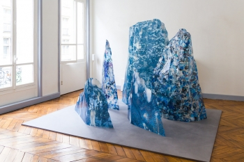 [LIVE] Digital Reflections #Iceberg Mathieu Merlet Briand
