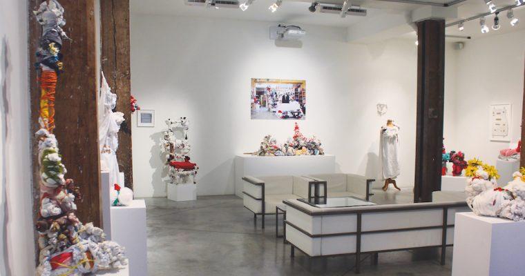 Pascal Tassini, Nexus, Galerie Christian Berst art brut