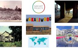 [FLASH ACTU] Les cinq artistes finalistes du Prix SAM ART PROJECTS 2017