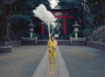Sarah Trouche, «Shinto Action» 2012