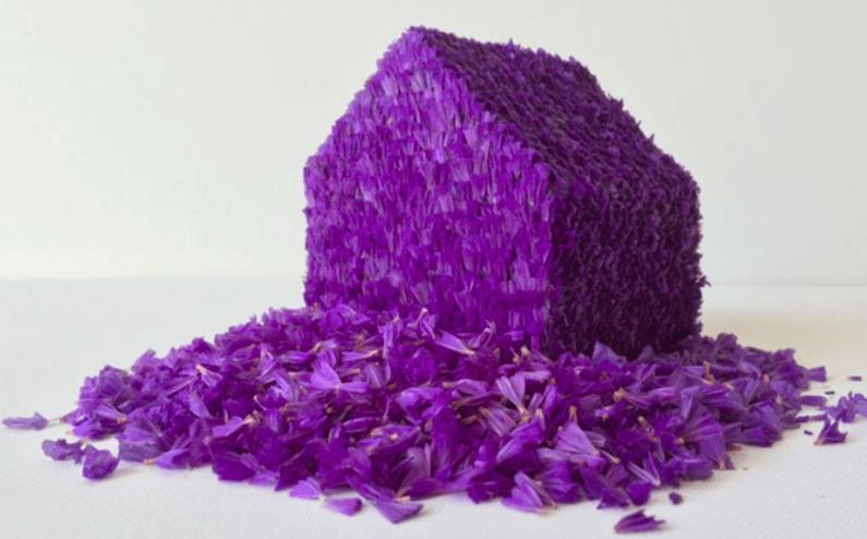 Camila Salame, Maison perdue, promesses de retour, Série de 16 sculptures, techniques mixtes, 14 x 25 x 28 cm, 2013-2017.