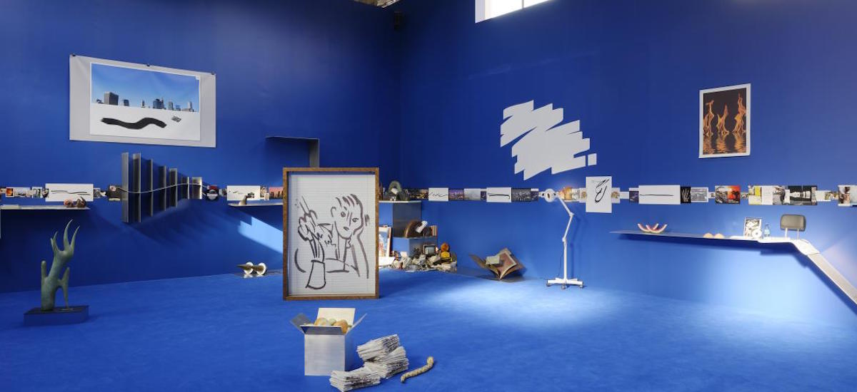 Camille Henrot, Days are Dogs – Palais de Tokyo
