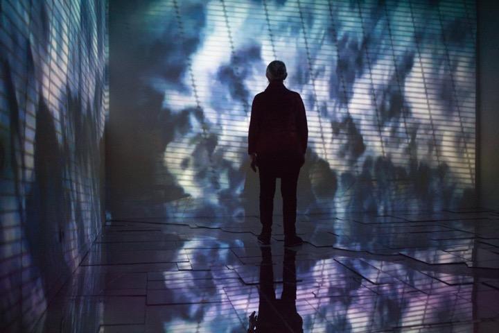 (brûler les abîmes) une proposition d'Emmanuel Guillaud, la Plateforme, Laboratoire d'art contemporain, Dunkerque