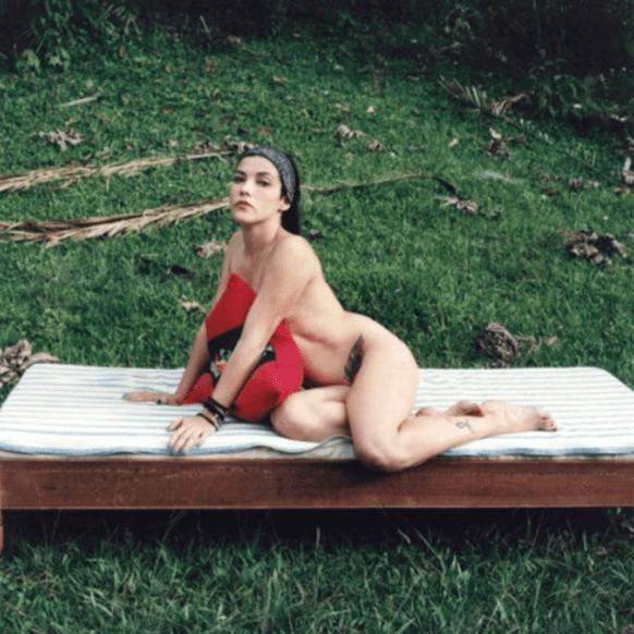 Karen Paulina Biswell, Ellas, Série de photographies couleurs, commencée en 2015.