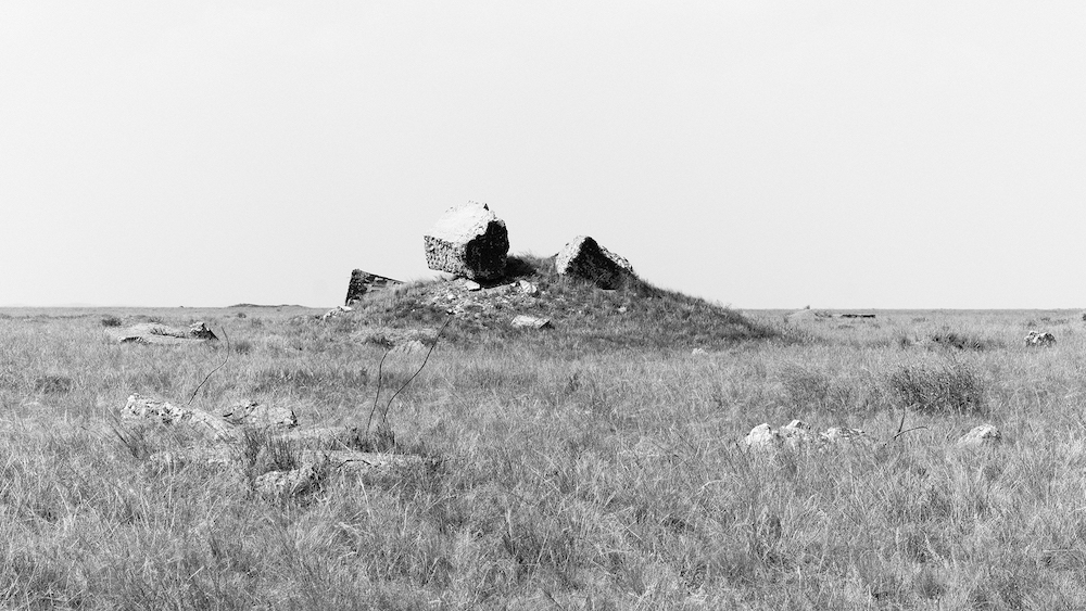 Louis-Cyprien Rials, Vidéo Still 2 polygon, 2016.