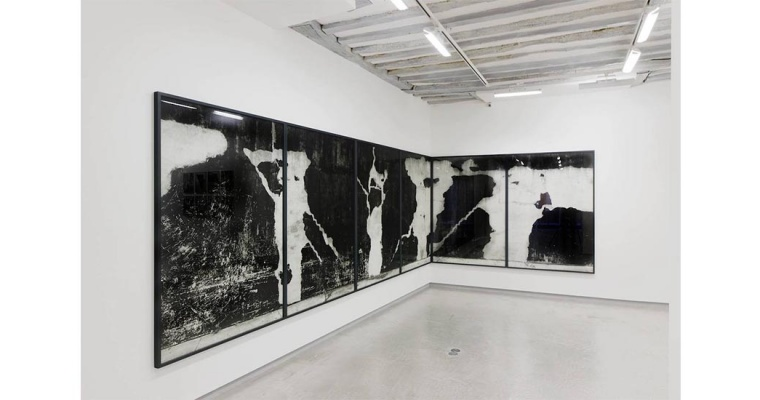 LUKAS HOFFMANN, STARING AT THE SCENERY, GALERIE BERTRAND GRIMONT PARIS
