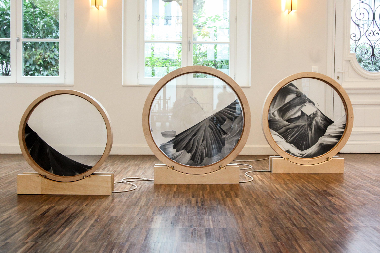 Lyes Hammadouche. Courtesy Galerie Jérôme Pauchant
