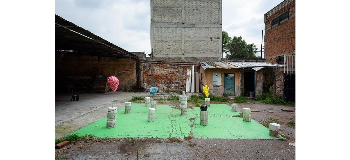 Caroline Schattling Villeval, Chi Chi Chi, Biquini Wax Eps, Mexico juillet 2017
