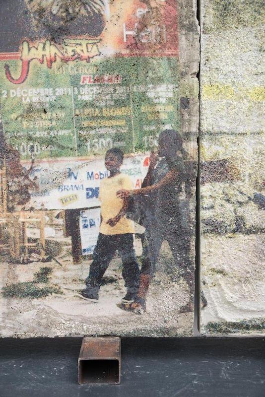 Gaëlle Choisne, Stèle (Port-au-Prince, Haïti), 2013. Courtesy Galerie Untilthen