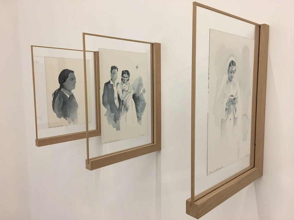 Giulia Andreani, Histoire d'une Babayaga, 2015. Courtesy artiste.