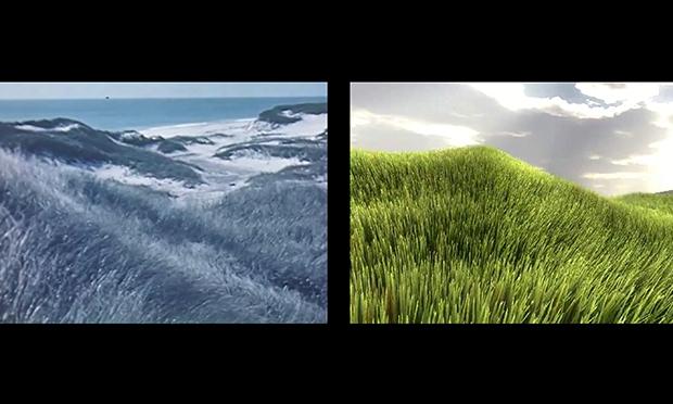 Harun Farocki Image extraite de la vidéo Parallel I © Harun Farocki 2012
