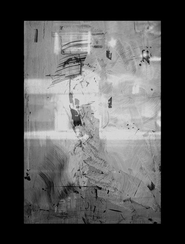 """Patrick Bailly-Maître Grand """"City Twombly- 1"""", Photographie, épreuve au chlorobromure d'argent, 100x75cm, 2011. Courtesy galerie Baudouin Lebon."""