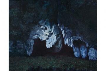 Bruno Gadenne, Vassilis Salpistis, Juliette Vivier, L'Évidence de La Nuit, CAPA – Centre d'arts plastiques d'Aubervilliers