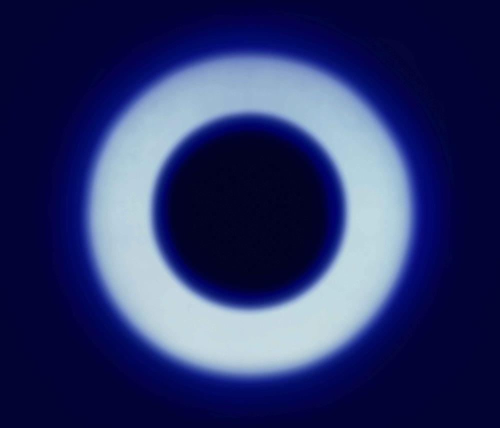 Garry Fabian Miller « Gaze (i) », lambda c print, bliss edition, 52x61 cm, 2009. Courtesy galerie Gimpel & Muller.