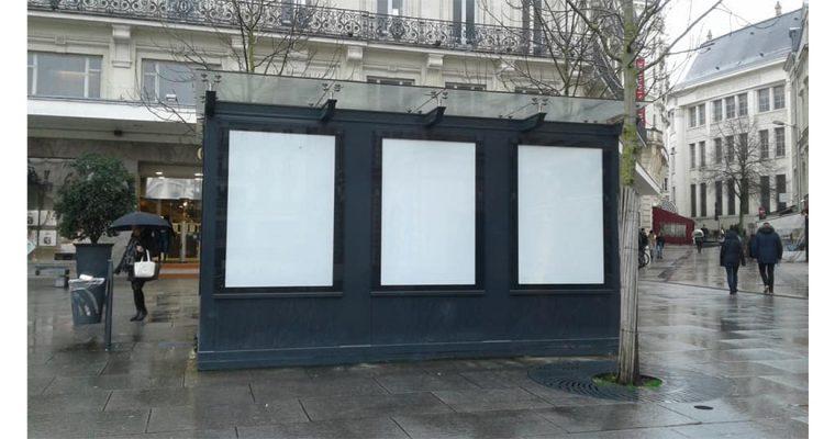 OCTO-VERSO – Facteur, Éditions Fragmentés par le Studio Paranomen