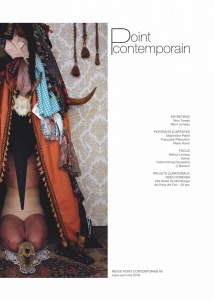 Revue Point contemporain #8