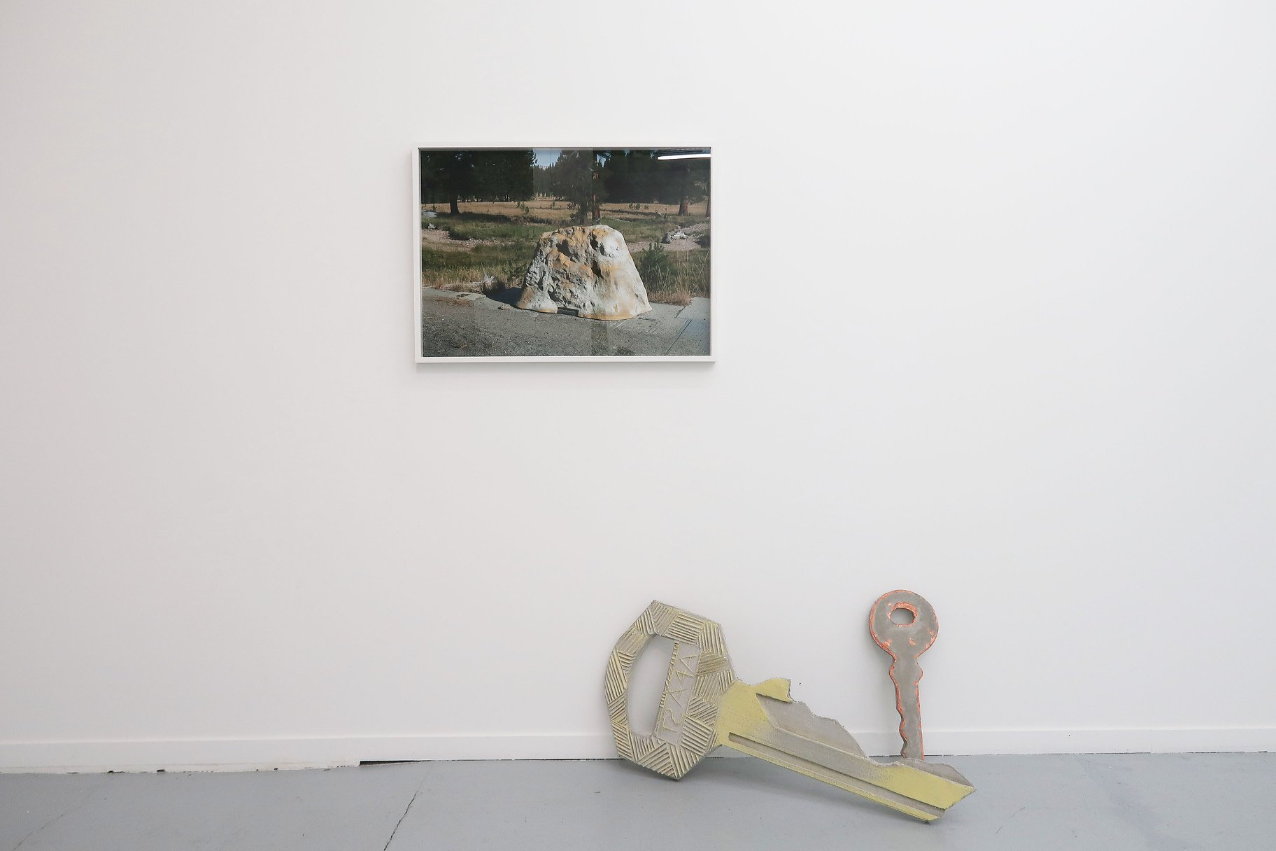 Léonie Young (Photo) et Anna Raczynska (Sculpture)