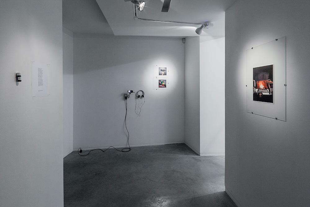 Pierre Gaignard vue exposition Bagnolet chamanique 4k, galerie Eric Mouchet Paris.