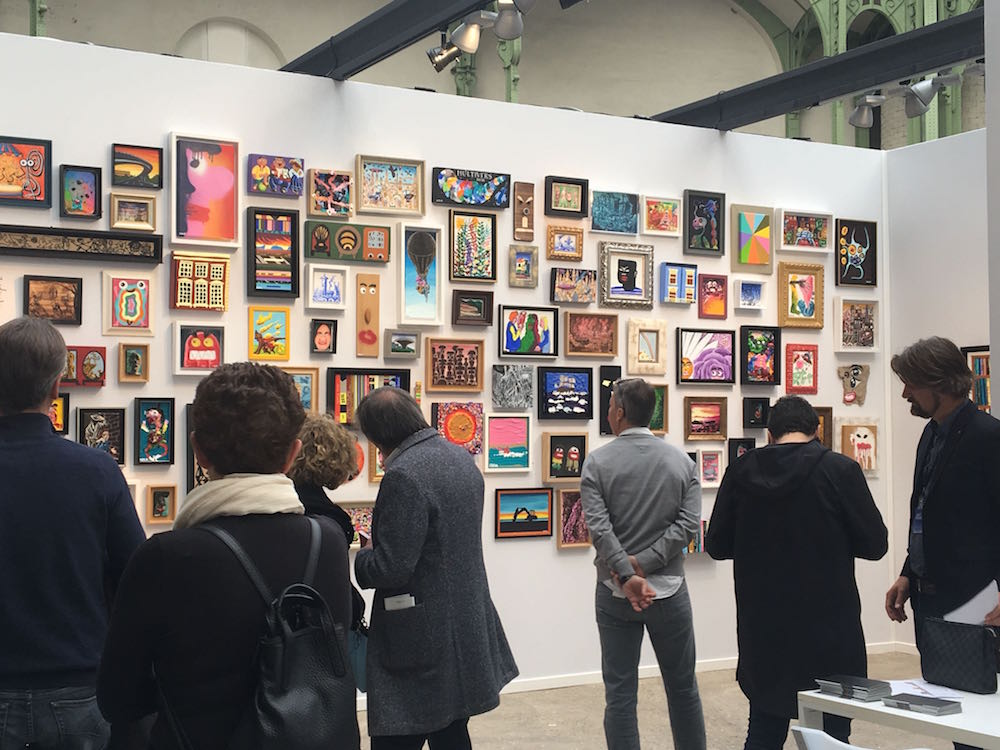 Hervé Di Rosa - AD Galerie Montpellier