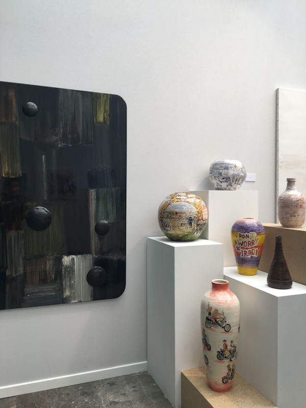 Suzanne Husky - Galerie Alain Gutharc Paris
