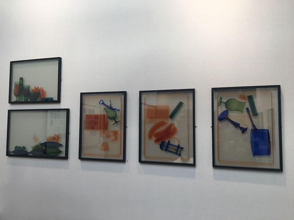 Baptiste Rabichon - Galerie Binome Paris