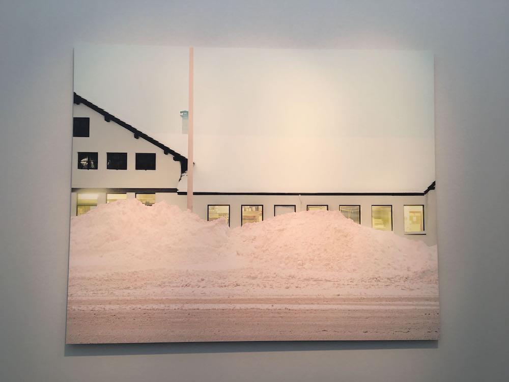 Mathieu Gafsou - Galerie Eric Mouchet Paris
