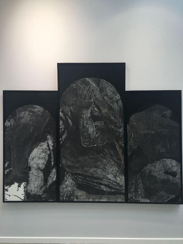 Zoulikha Bouabdellah - GVCC Galerie Casablanca (Maroc)