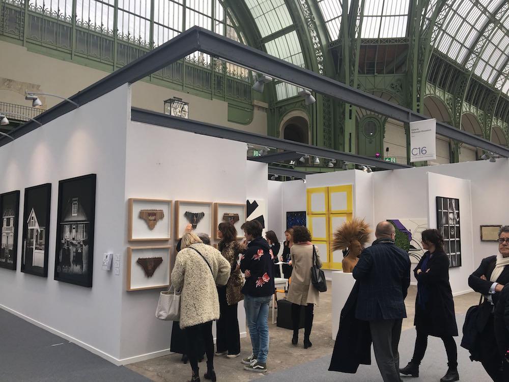Galerie Rabouan Moussion Paris