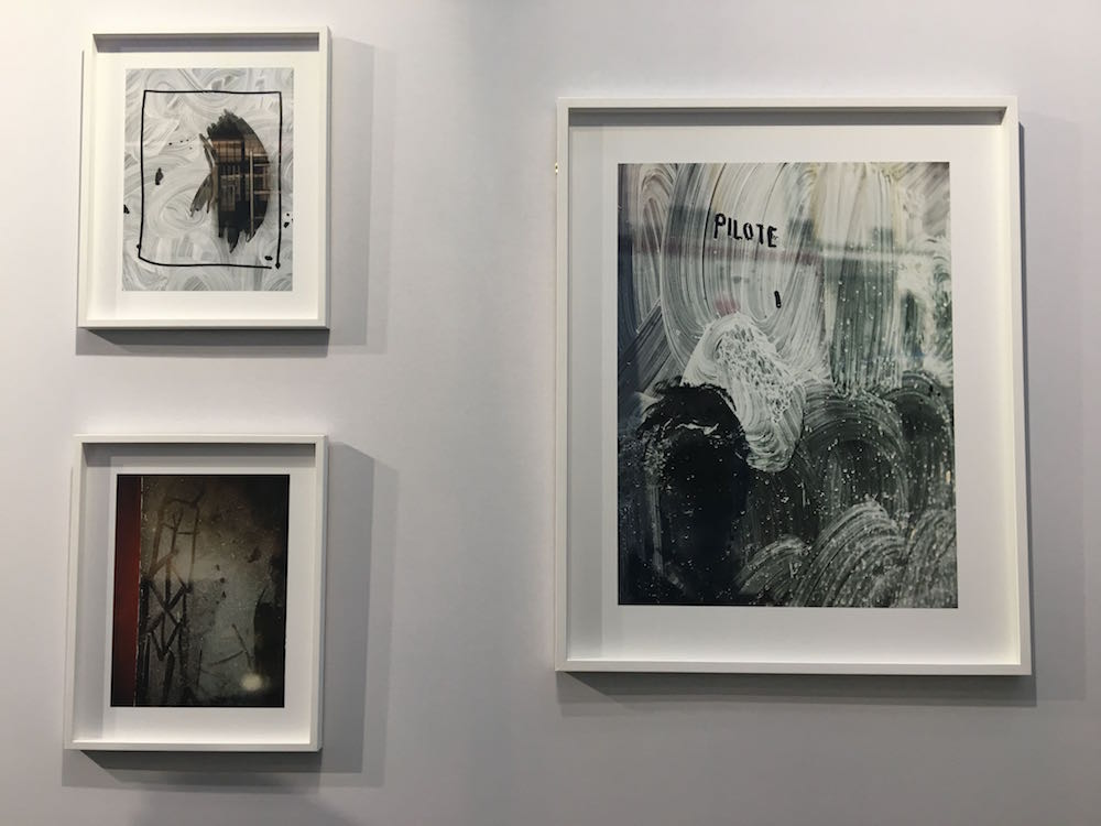 Alexandra Hedison - H Gallery Paris