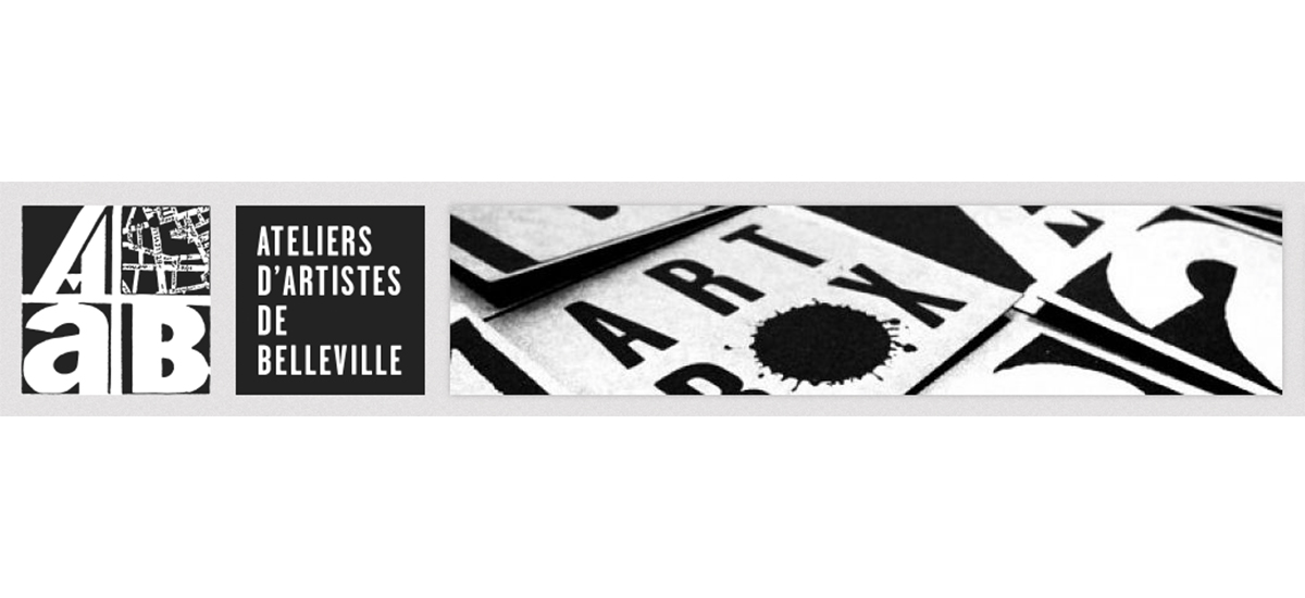 Portes Ouvertes des Ateliers d'Artistes de Belleville