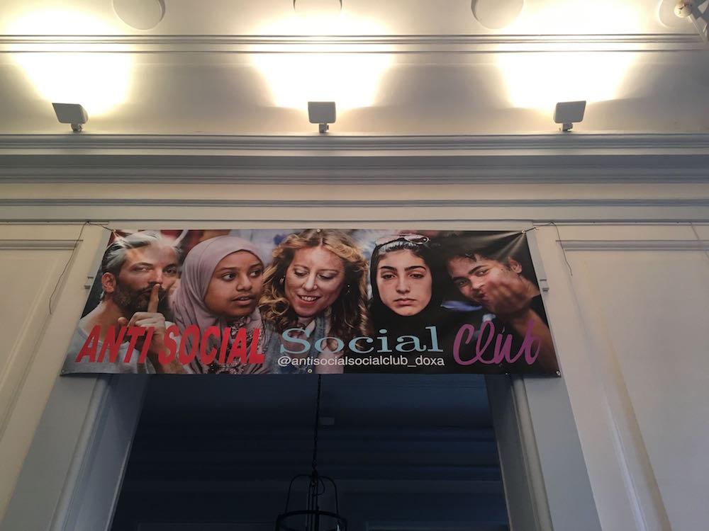 Eve Chabanon - Antisocial Social Club