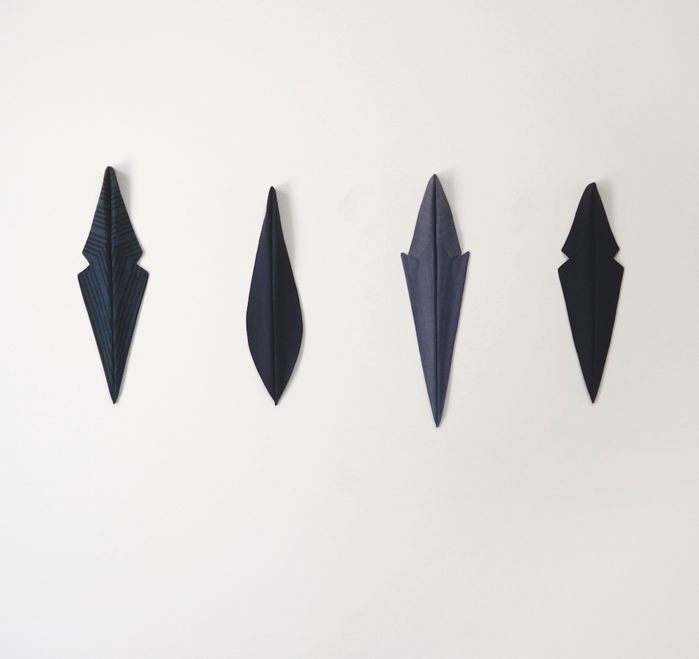 Floryan Varennes, Hiérarques, technique mixte, dimentions variables, 2015