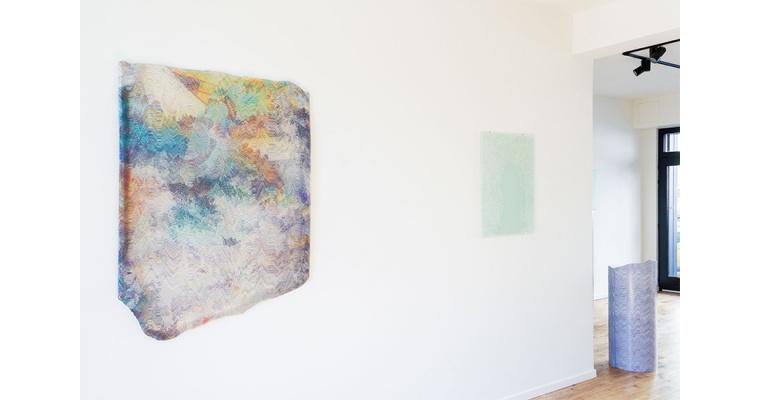 Mathieu Merlet Briand, M@terial, Galerie Alexandra de Viveiros